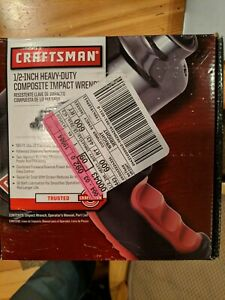 Craftsman 919984 1 2 Heavy Duty Impact Wrench Brand New