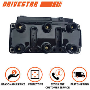 Drivestar Ignition Coil On Plug Pack For Vw Eurovan Jetta Golf Jetta Passat 2 8l