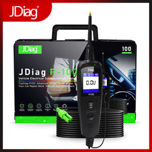 Car Truck Electrical System Diagnostic Tool Battery Load Power Tester Jdiag P100