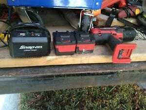 Snap On Ct8850 Cordless Impact With 2 Batteries
