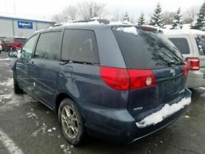 Trunk hatch tailgate Without Spoiler Fits 04 10 Sienna 305150