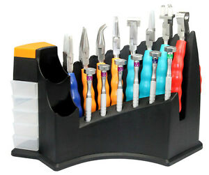 Premium Grade Optician Tools Set Of 8 Optical Pliers Kit W Set 6 Screwdrivers