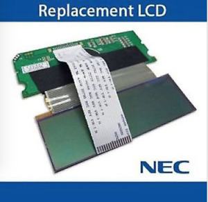 10 Replacement Nec Lcd Phone Screens Dsx 40 80 120 Nec Dth dtr ith itr 22b