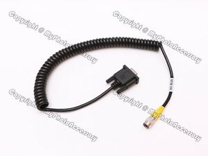 Serial Com Data Cable For Sokkia topcon Total Stations To Data Collector
