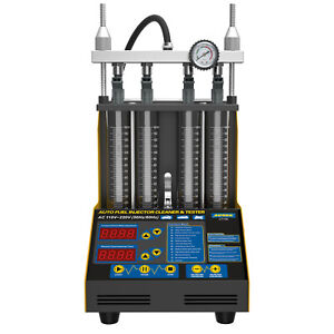 Autool Ct150 Ultrasonic Petrol Injector Cleaner Machine Tester For Car Motor