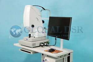 Zeiss Cirrus Photo 600 Oct System Optical Coherence Tomography W Power Table