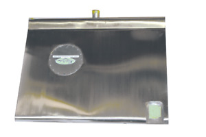 1966 1967 Gm A body Rick s Hot Rod Shop Stealth Stainless steel Fuel Tank