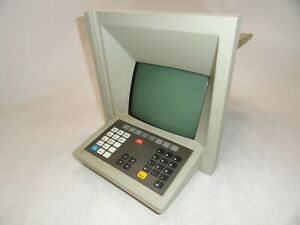 Perkinelmer Atomic Absorption Spectrophotometer Crt Monitor Defective As is