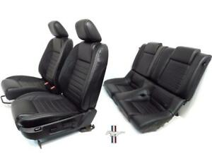 Ford Mustang Seats Coupe 2014 2013 2012 2011 2010 2009 2008 2007 2006 2005