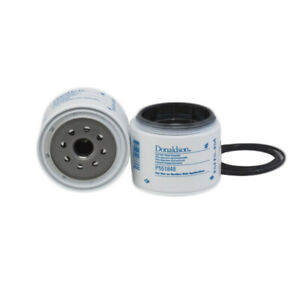 P551848 Donaldson Fuel Filter Water Separator Spin On Replaces Racor R45s Fs