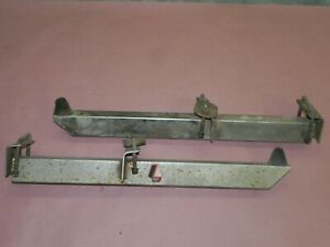 1961 Ford Starliner Lakewood Traction Bars Galaxie
