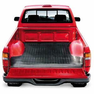 Textured Pebble Black 3 8in Nyracord Truck Bed Mat For 2006 14 Honda Ridgeline