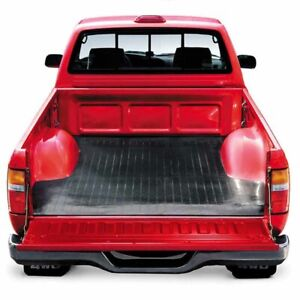 Textured Pebble Black 3 8in Nyracord Truck Bed Mat For 1997 2004 Ford F 150
