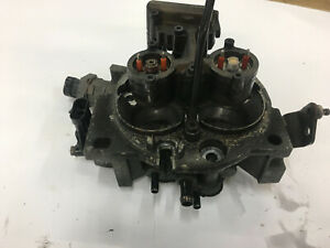 87 91 Chevy Gmc Truck Tbi Unit Throttle Body Injection 17087004 Sbc 5 7 350 5 0