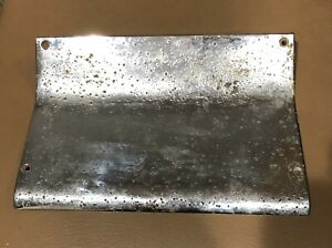 Used 1962 1963 1964 Ford Galaxie Xl Fairlane Chrome Front Console Panel