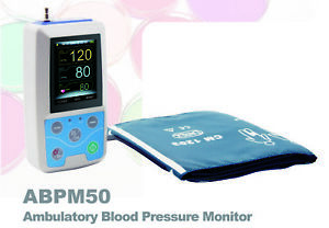 Automatic Ambulatory Blood Pressure Monitor 24h Nibp Dynamic Monitor Pc Software