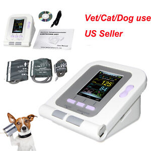 Contec Veterinary animal Use Automatic Blood Pressure Monitor For Cat dog 3 Cuff