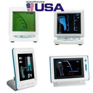 Dental Apex Locator Root Canal Finder Endodontic Lcd Display Endo Motor Optional
