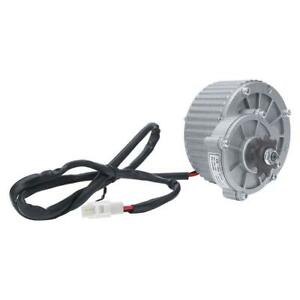 24v 450w Dc Brush Gear Reduction Motor 420rpm For Electric Bicycle Scooter Diy