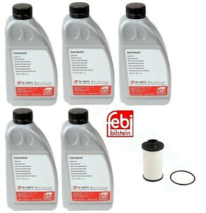 For Vw Dsg Automatic Atf Transmission Dual Clutch Fluid Filter Service Kit