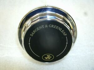Sargent Greenleaf 6700 Series Group Ii Combo Safe Lock used locksmith