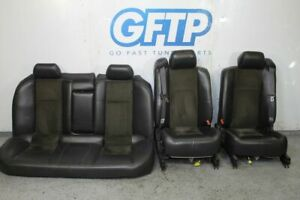 04 07 Cadillac Cts V Cts V Complete Interior Seats Seat Set Front Rear Oem 05 06