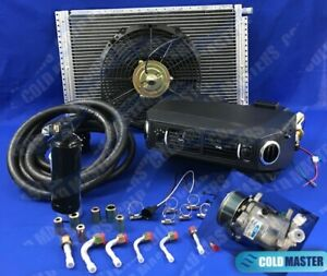 Universal Underdash Air Conditioning A c Kit 432 Pv8 12x16in Electrical Harness