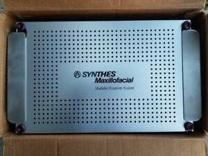 New Synthes 304 730 Modular Fixation System Case Only Switzerland Over Stock