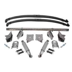 Tci 1954 55 Chevy Truck Rear Parabolic Leaf Spring Suspension Kit