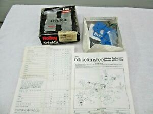 Nos Holley Model 4150 600 650 700 750 800 850 Double Pumper Trickit 37 485