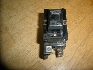 Pushmatic P240 40 Amp Circuit Breaker 2 Pole