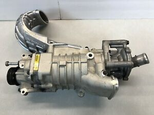 02 08 Mini Cooper S R52 R53 Eaton Supercharger W Water Pump New Gaskets