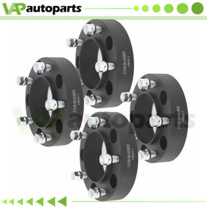 4pcs Wheel Spacers 1 5 5x150 14x1 5 Studs For Toyota Tundra 2009 2016 2012 2018