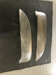 1959 Ford Galaxie Stainless Fender Skirts