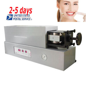 Dental Automatic Flexible Invisible Denture Injection Equipment Machine usa