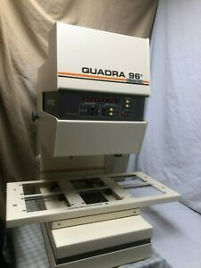 Tomtec Quadra 96 Model 196 325
