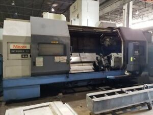 Mazak Integrex 70 2000 Cnc Milling Turning Center B38159