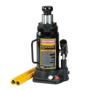 Craftsman Professional 12 Ton Hydraulic Bottle Jack