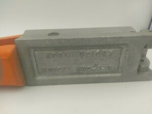 Do It Lead Mold Keel Weight KWC 2MA NOS $34.95