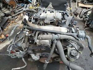 1998 1999 2000 2001 2002 Lincoln Town Car Engine