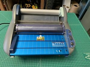Gbc Ultima 35 Ezload Thermal Roll Laminator 12 Max 1701681