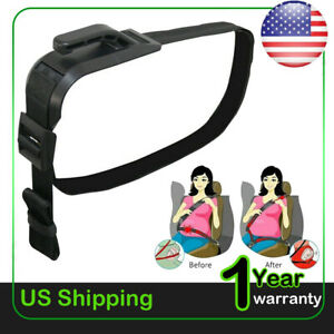 Safety Pregnancy Seat Belt Protect Unborn Baby Maternity Moms Belly Us Seller