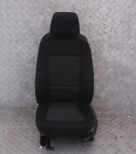 Bmw 3 Series E92 Coupe Cloth Black Anthracite Front Left N s Passenger Seat