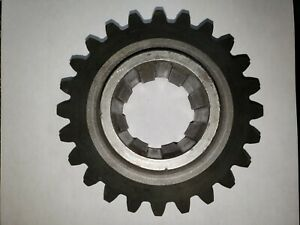 Replacement Land Pride Rotary Cutter 24 Tooth Gear For Divider Box Code 03 310