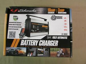 Brand New Schumacher Speed Charge Sc 1000a Car Battery Charger maintainer 10 Amp