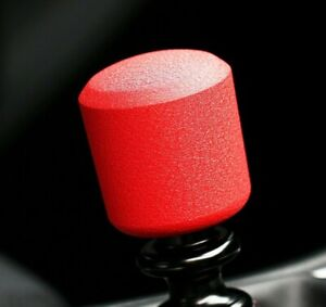 Ssco Bk 700 Grams Wrinkle Red 6 Speed Shift Knob 12x1 25mm Wrx Sti Weighted