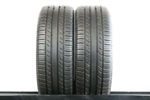 235 50r19 Michelin Premier Ltx Used Tires 8 32nds Tread