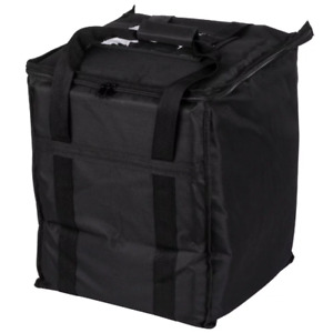 10 Pack Insulated Black Catering Delivery Chafing Dish Food Half Pan Carrier Bag