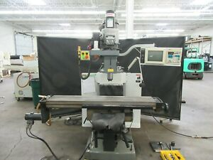 Bridgeport Ez trak Ii series 2 Special 3 axis Cnc Knee Mill For Sale