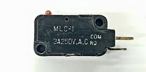 Mulon Mlc 1 spst On off Push Button Plunger Micro Switch 3a 250 V Ac